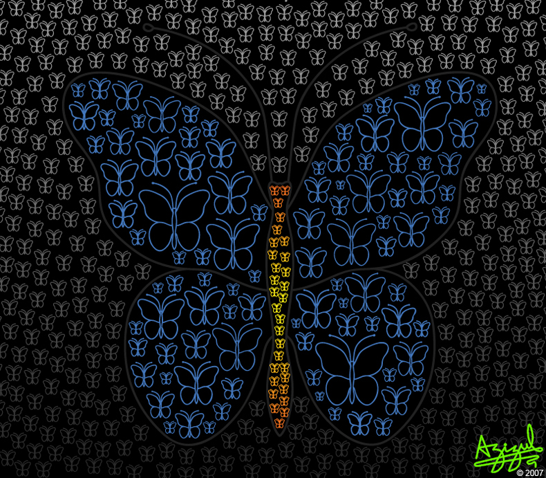 the butterfly effect by azizul